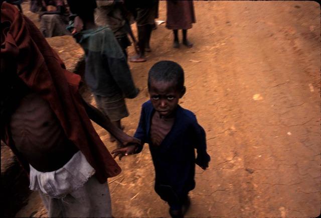 Returning Rwandans