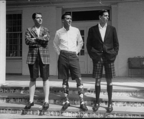 Fashion and Entertainment: Bermuda Shorts