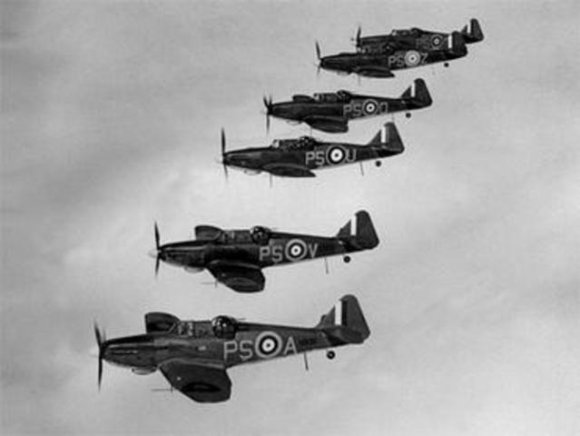 World event: Battle of Britain
