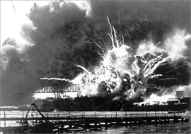 World event: Pearl Harbor