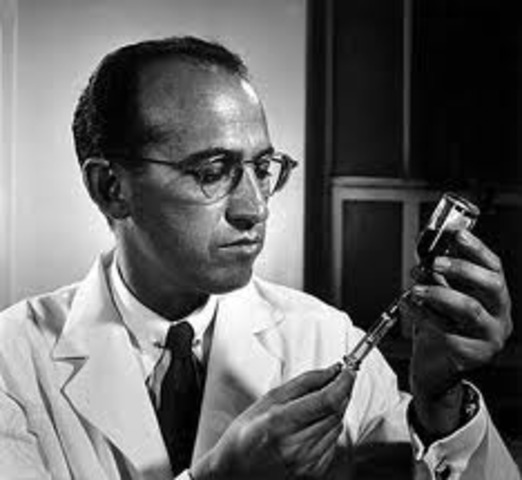 science and technology: Polio vaccine