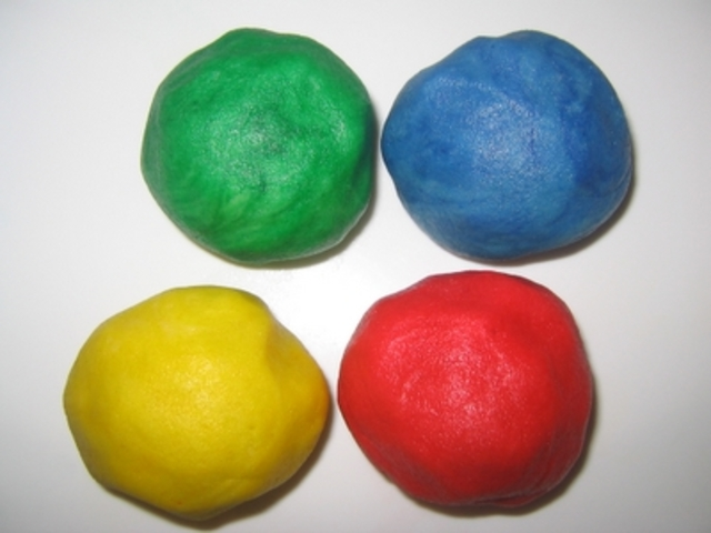 Science and Technology: Play dough
