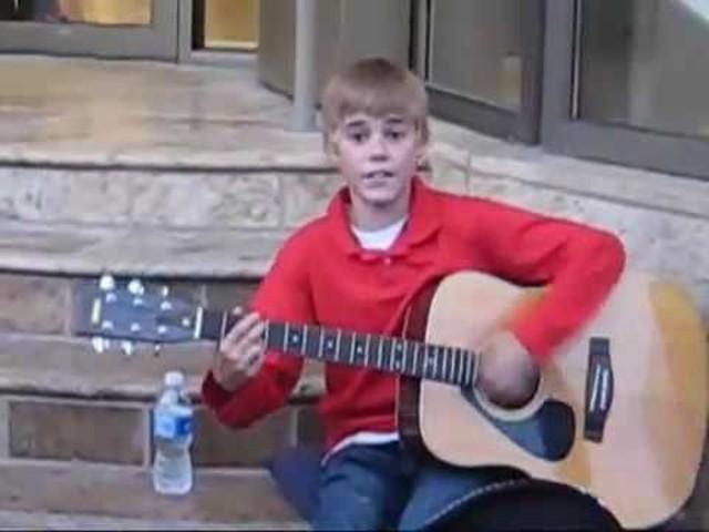 Singing starts young