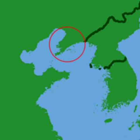Japan returns Liaodong