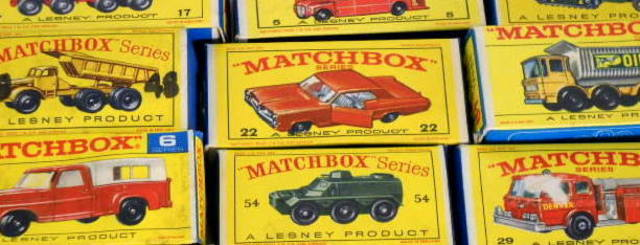 Science and Technology:  Matchbox cars invented