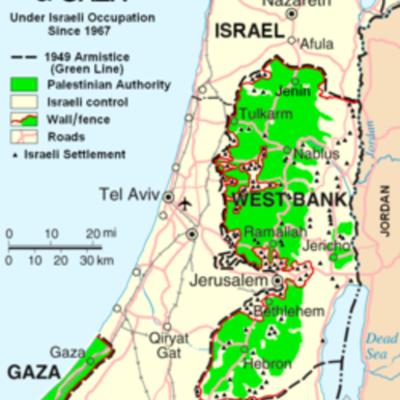 West Bank Conflict Timeline