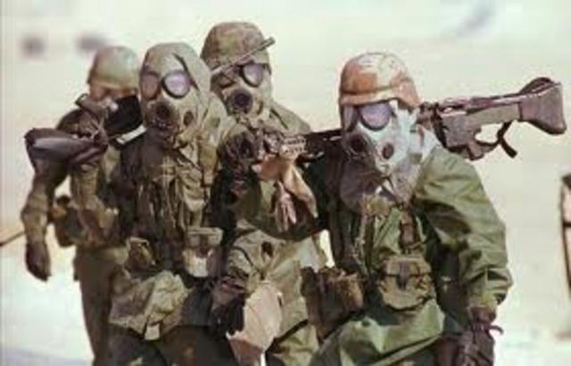 World Events: Gulf War