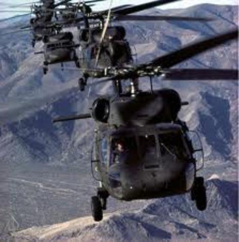 World Events: Black Hawk Down