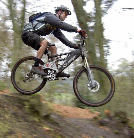 Sports and Music: Mountain Biking