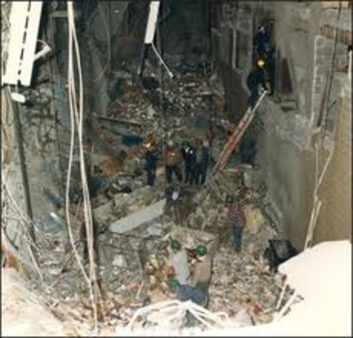 World Events: world Trade Center Bombing
