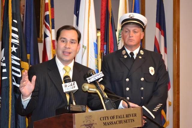 Coogan made interim fire chief