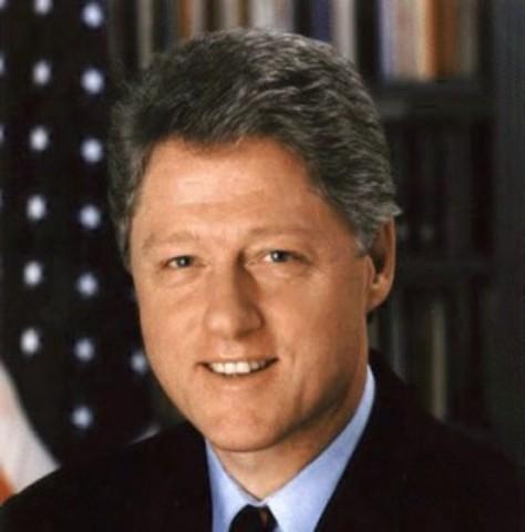 World Events: Bill Clinton Election