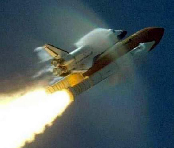 science and technology; space shuttle program