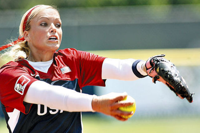 Played In The Woman's College World Series