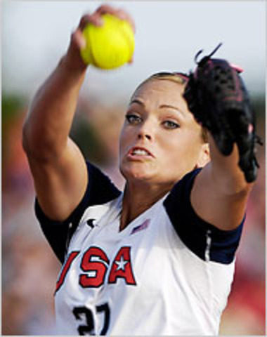 Played On The National Pro USA Fastpitch Softball Team