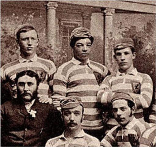 First Black Soccer Player