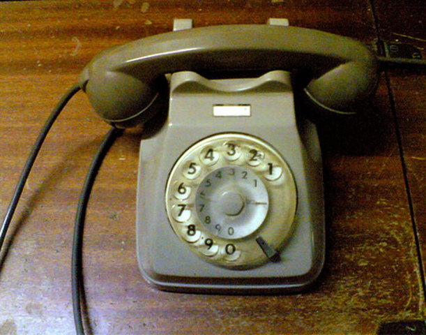 Alexander Graham Bell discloses the invention of the telephone