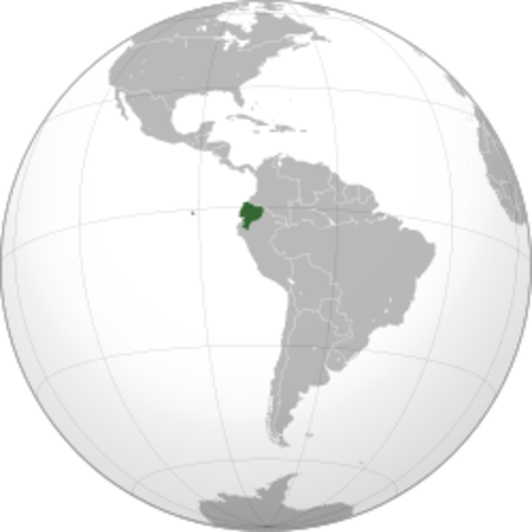 Greater Colombia Confederacy