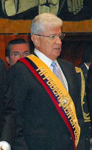 Alfredo Palacio