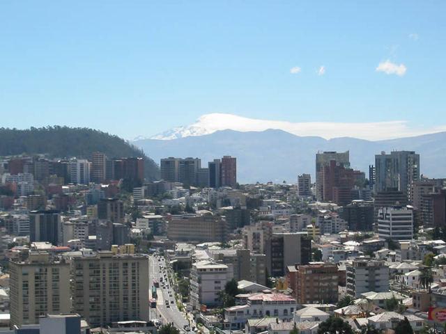 Economy of Ecuador