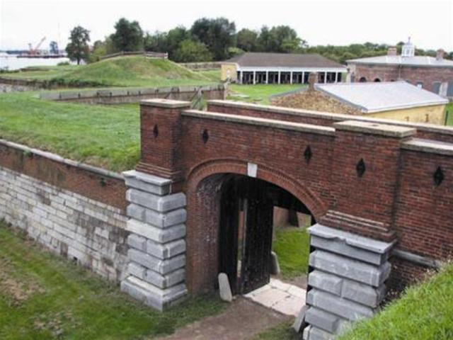 Fort Mifflin Capture