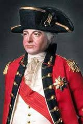 New British General