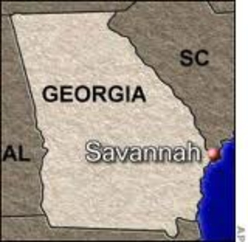 Attempted Capture of Savannah