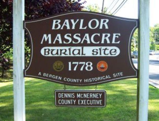 The Tappan Massacre