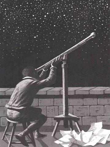 Galileo and the telescope