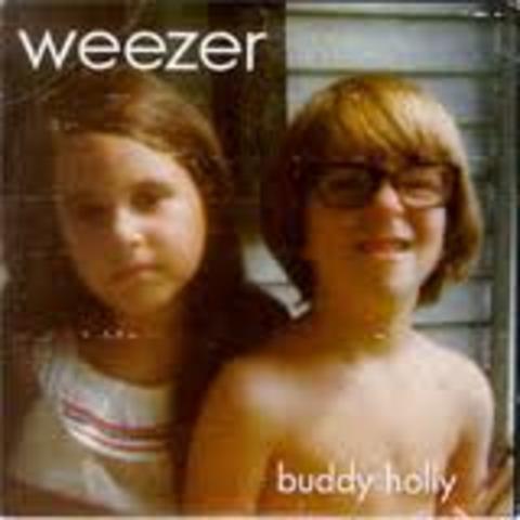 'Buddy Holly' by Weezer