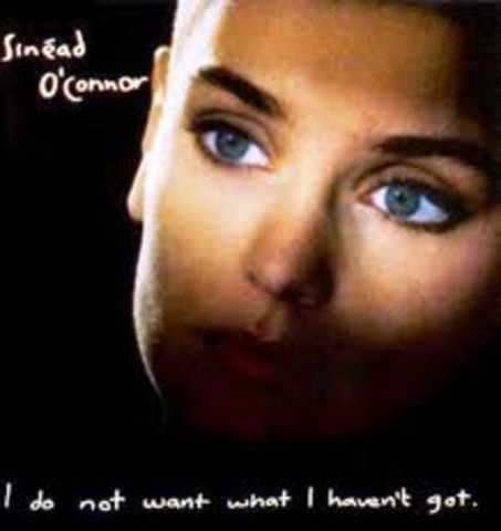 'Nothing Compares To You' by Sinead O'Connor