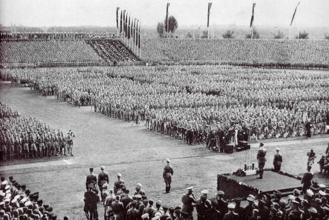 1926 Nurembery Rally