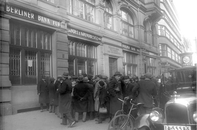 German banks close for 3 weeks