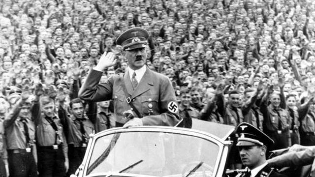 Hitler becomes Führer