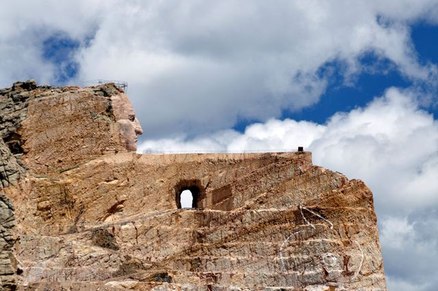 Went to Crazy Horse and Custer State Park