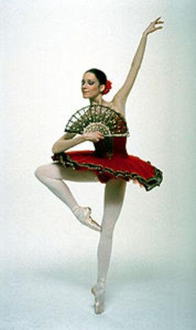 Royal Winnipeg Ballet founded