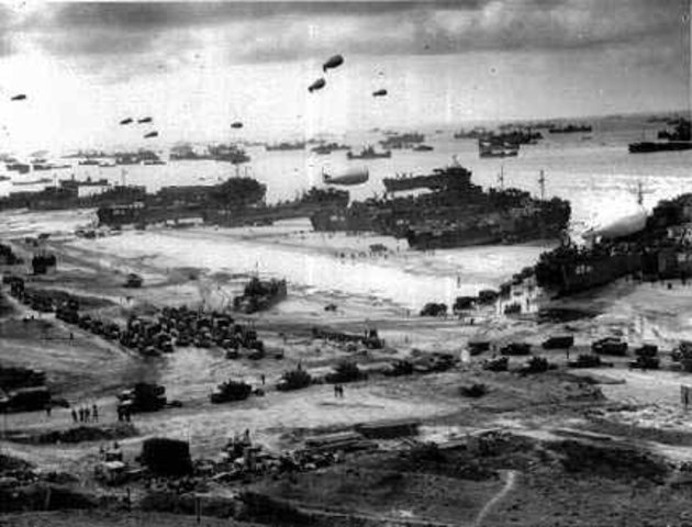 D-Day (Operation Overlord)