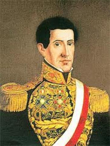 Agustín Gamarra Messia
