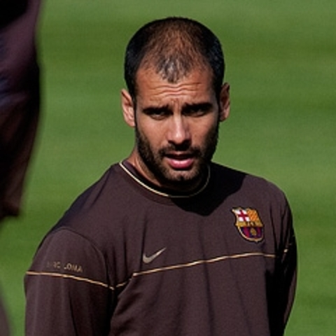 Guardiola takes over the reigns at Barcelona