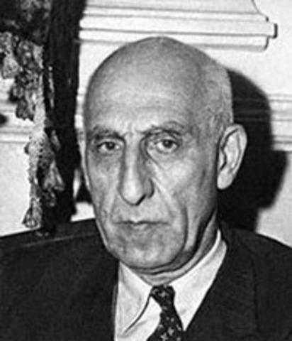 Mossadeq Becomes Prime Minister