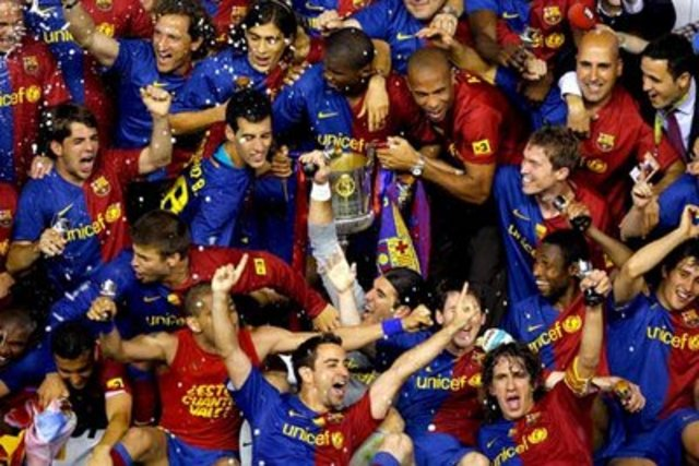 Fifth trophy of 2009