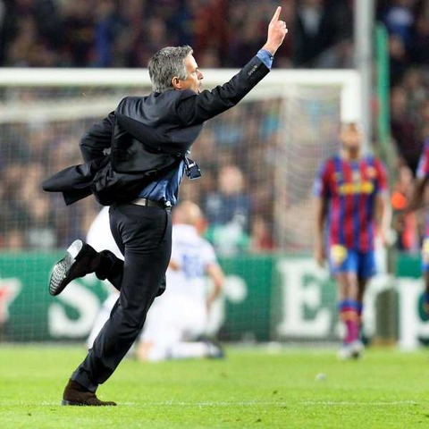 Champions League glory slips away