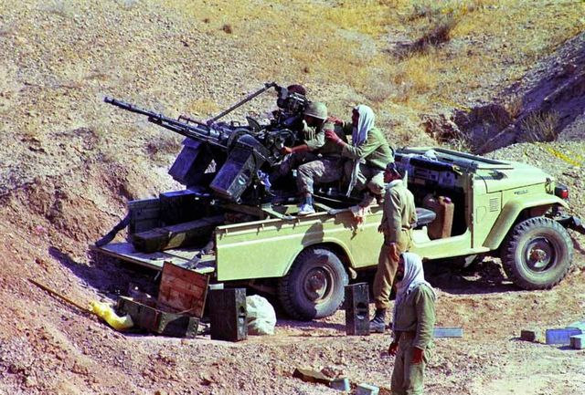 Iraqi Forces Invaded Iran, Starting the Iran-Iraq War