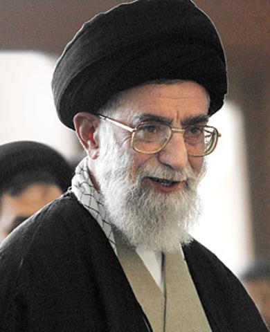 Sayyid Ali Khamenei is Elected President