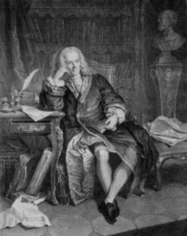 Francois Quesnay (1694-1774)