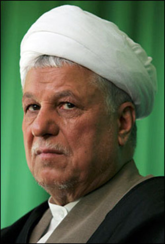 Rafsanjani is Elected President