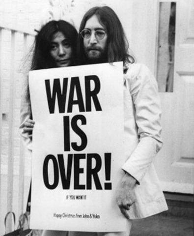 The Vietnam War ends