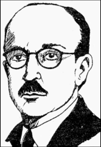José Luis Pablo Bustamante y Rivero