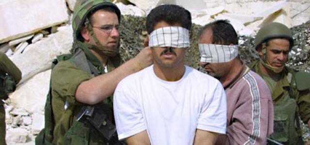 Israel imprisions over 2,000 Palestinians