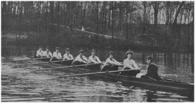 Wellesley College Rowing